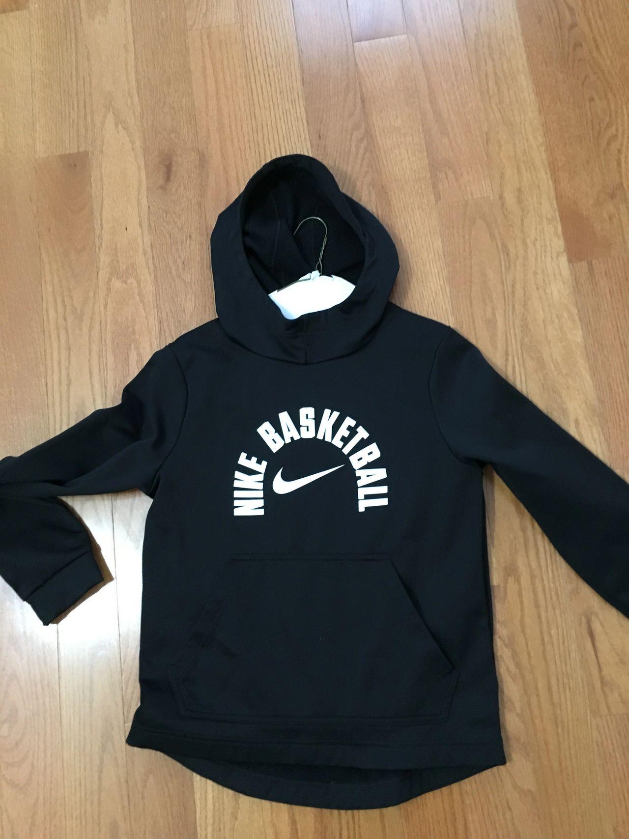 best sneakers 2c5df 2fa38 Nike Hoodie Basketball Activewear Boy's Sz 16 LG nike ...