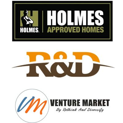 Firebird Business Ventures Investment Rehink and Diversify, Venture Market & Holmes Approved Homes