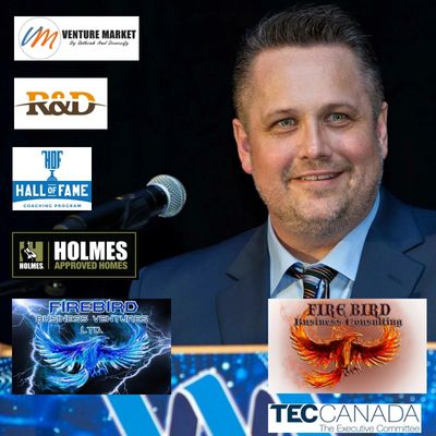 Roger Grona - C.E.O  Firebird Business Ventures Ltd. - Firebird Business Consulting Ltd - Sask - TEC