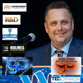 Roger Grona - C.E.O - Firebird Business Ventures Ltd. - Firebird Consulting Ltd. - Sask - TEC Canada