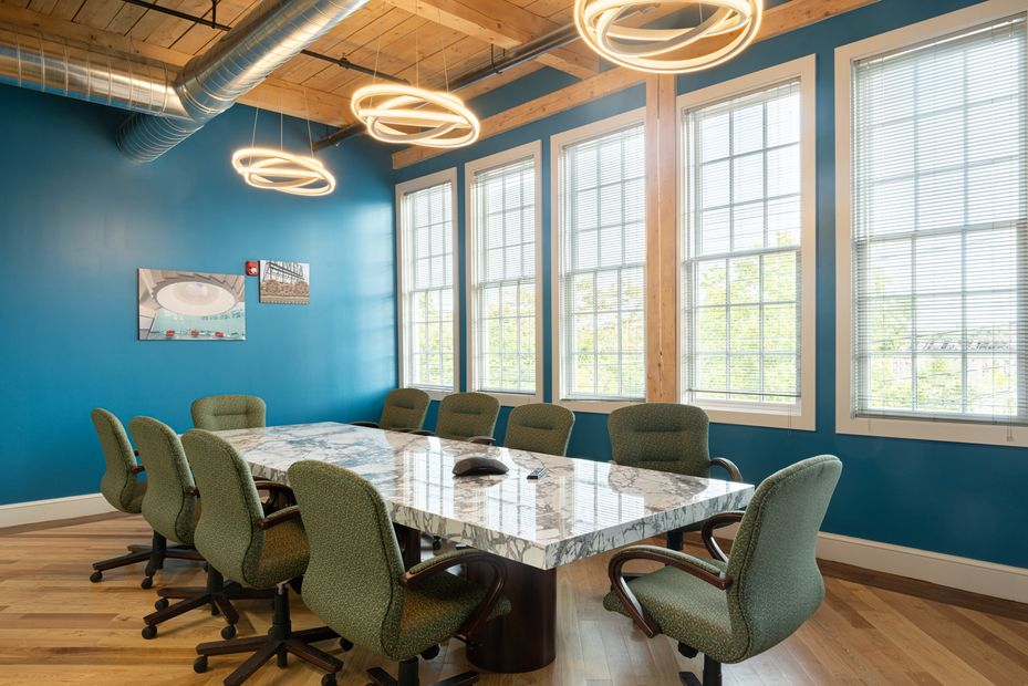 Alexandra Properties-Tenant Fit-Up-Conference Room