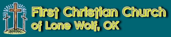 First Christian Church of Lone Wolf, OK