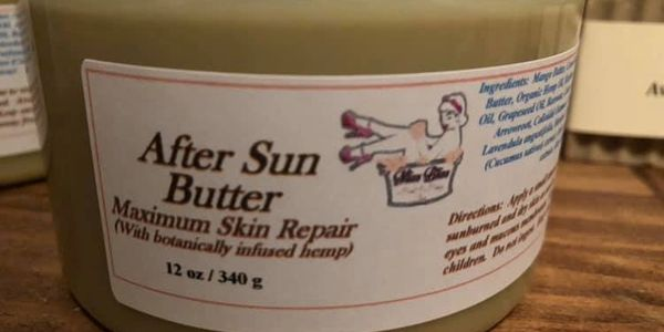 Miss Bliss After Sun Butter saved my skin from a severe sunburn...  Dwayne, Grande Prairie, AB