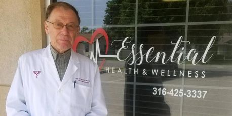 Dr. Val-Mejias Joins Essential Health & Wellness Group of Derby, KS