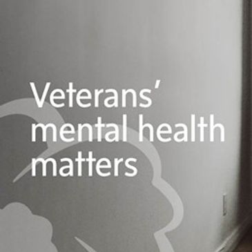 Mental Health Matters to Veterans