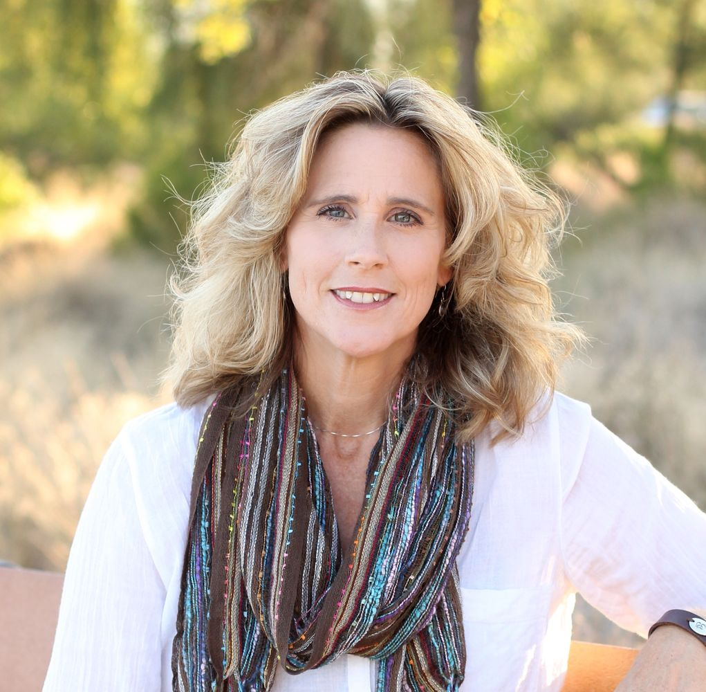 Renee Johnson is a certified yoga instructor and guided meditation facilitator in Arizona