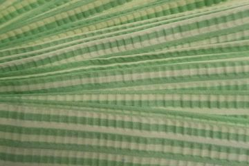 Lime green stripes swatch for Groomer Ties