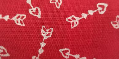 Red arrows swatch for Groomer Ties