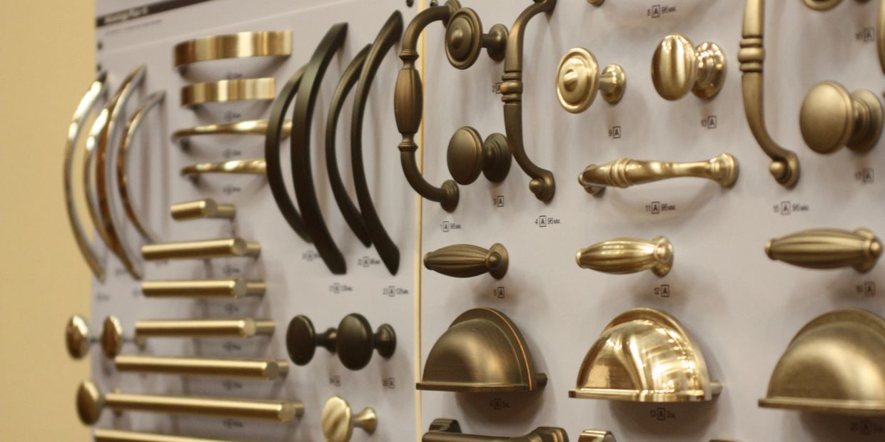 Sioux Falls Cabinet Hardware