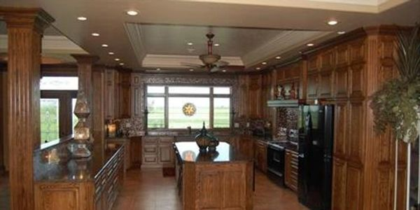 Red Oak Cabinets Sioux Falls