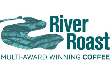 This is our River Roast logo