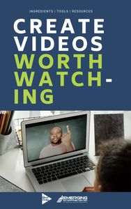Resources and tools to help small business create videos worth watching