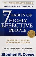Book the 7 habits of highly effective people by Stephen R Covey. Influence.