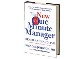 The One Minute Manager. book