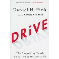 Drive by Daniel Pink. book