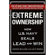 Book extreme ownership. Lead and win