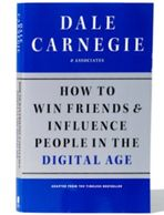 Book how to win friends and influence people. Dale Carnegie. Communication.