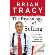 The Psychology of selling. book. Brian Tracy