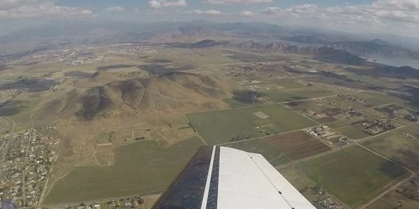 Flying Temecula