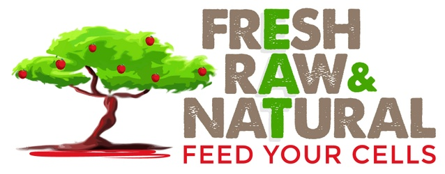 Fresh, Raw & Natural