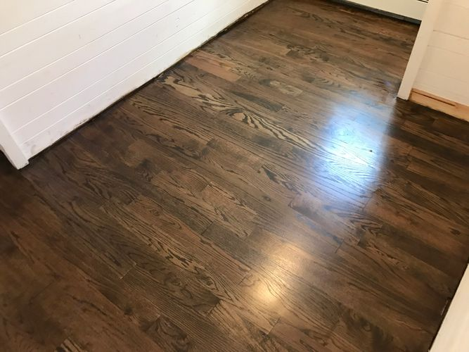 Colonial Hardwood Flooring Home