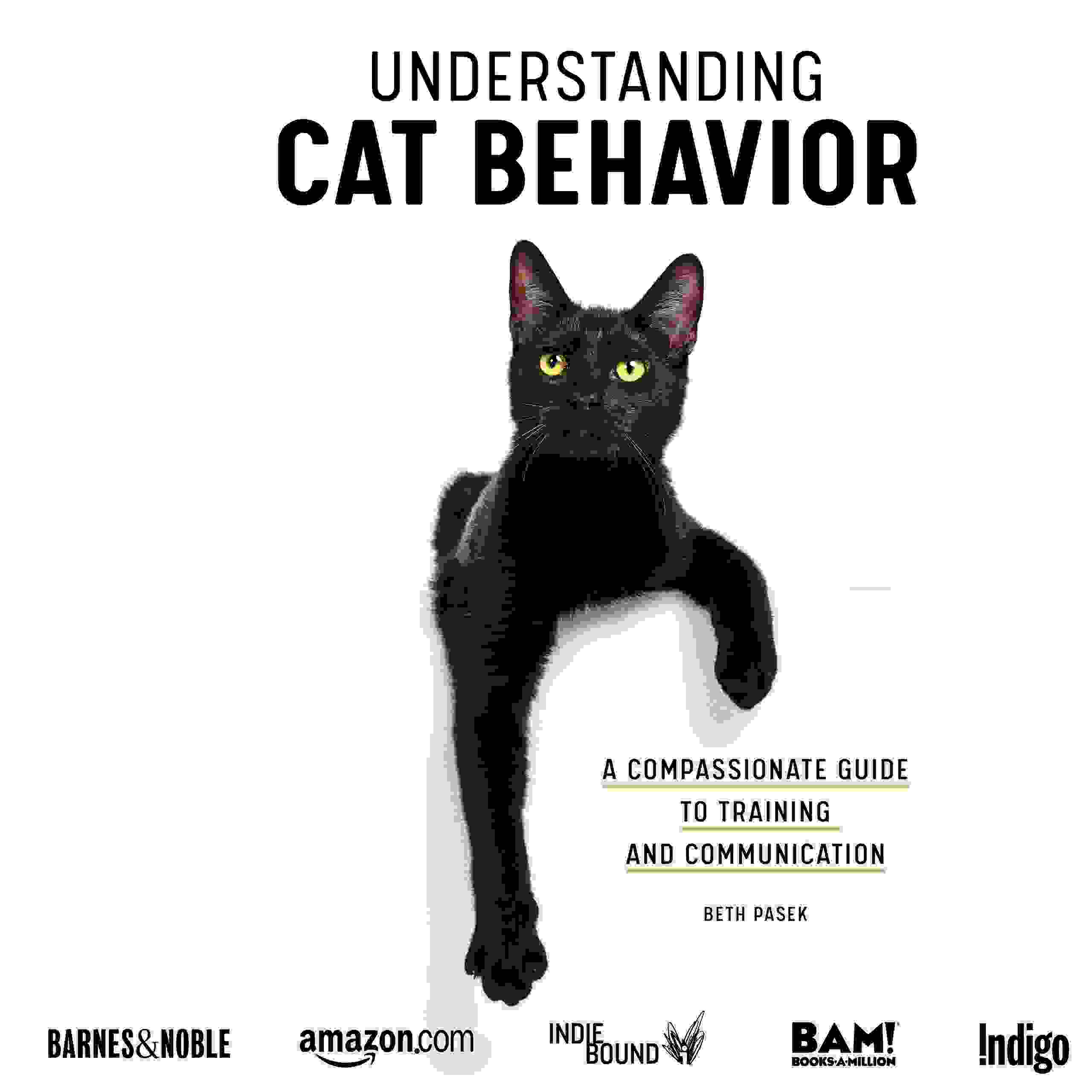 Understanding Cat Behavior Book on Amazon