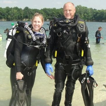 Learn to dive, Chicago's top Scuba Center, Local scuba diving lessons