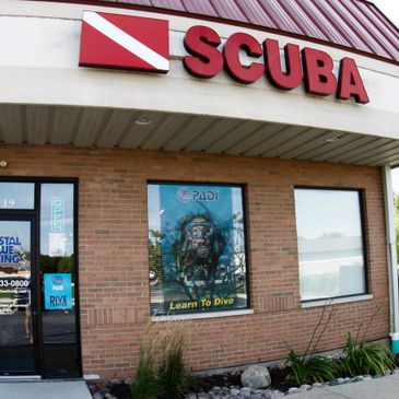 Largest selection of dive gear in the Northwest suburbs, Scuba Shop Lake In The Hills, Crystal Lake