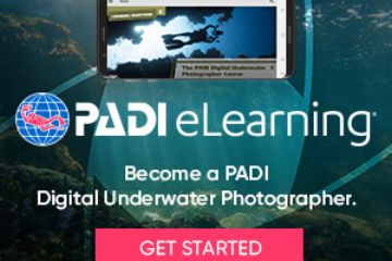 Scuba Classes, PADI Digital UW Photography Class, Crystal Blue Diving, Lake In The Hills, IL