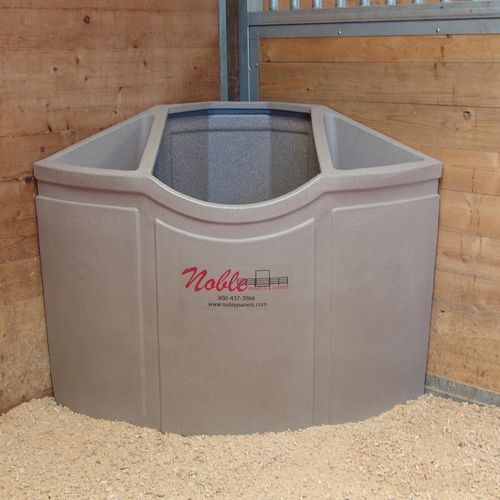 tack product barn supplies f dee corner do horse s gallon big feeder fortiflex