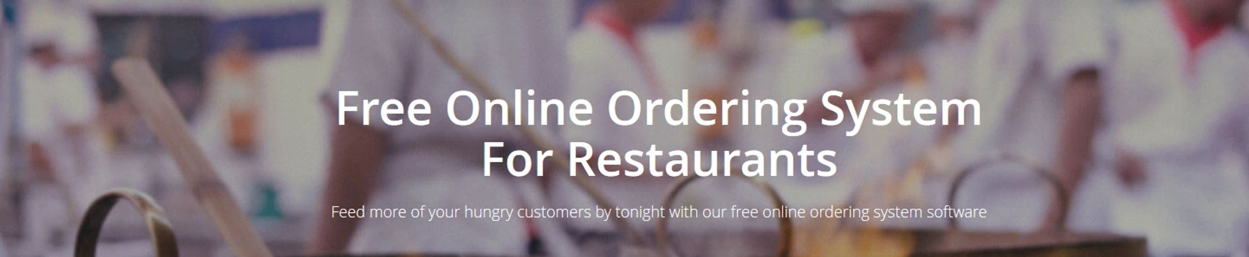 Free Restaurant Online Ordering System. Contactless curbside pos experts.