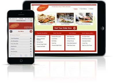 Future POS online ordering