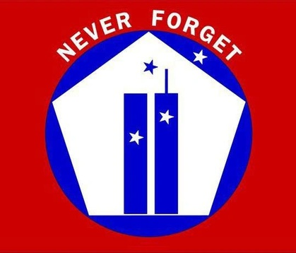 9-11 Remembrance Flag