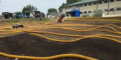 Outdoor off-road RC racing track in Granger, IN - RC Fun Park