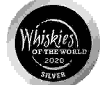 Whiskies of the World  San Francisco CA Silver Medal for  RHS  Sandwich Islands Whisky