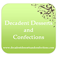 Decadent Desserts & Confections