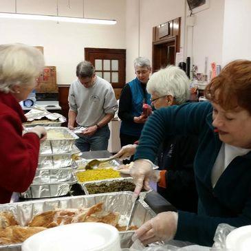 Volunteer Bloomsburg Food Cupboard