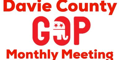 Septembrs monthly meeting will be held on the 22nd at 7:00pm in our Davie GOP headquarters located a