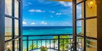 Look out of your window only to face the Caribbean Sea, the forests and the sunshine Ocho Rios hotel