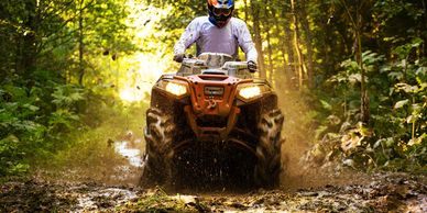 ATV adventue