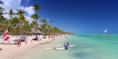 Have the trip of a lifetime with our short yet wonderful shore excursions. - Dominican Republic