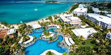 Experience the beauty of Montego Bay whose spectacular hotels line the coastline with splendor