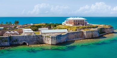 Witness the beauty of the island and traverse the island in style soaking up the sunshine Bermuda