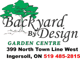 Backyard By Design Garden Centre