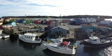 Fisherman's Cove Eastern Passage