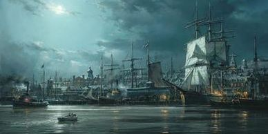 "Historic Halifax ""Pirates and Privateers"""