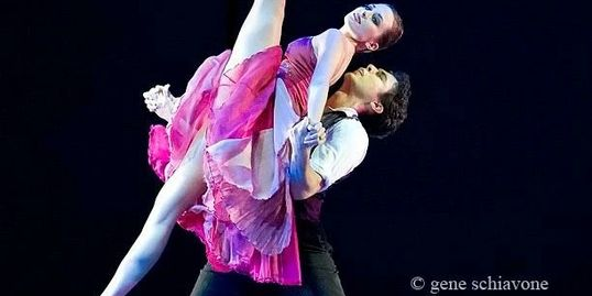 Leann and Thomas Forster, American Ballet Theater