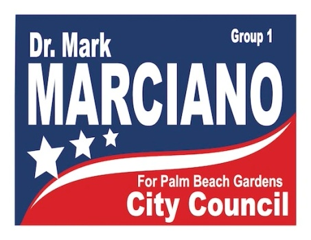 Re-Elect Mark Marciano
