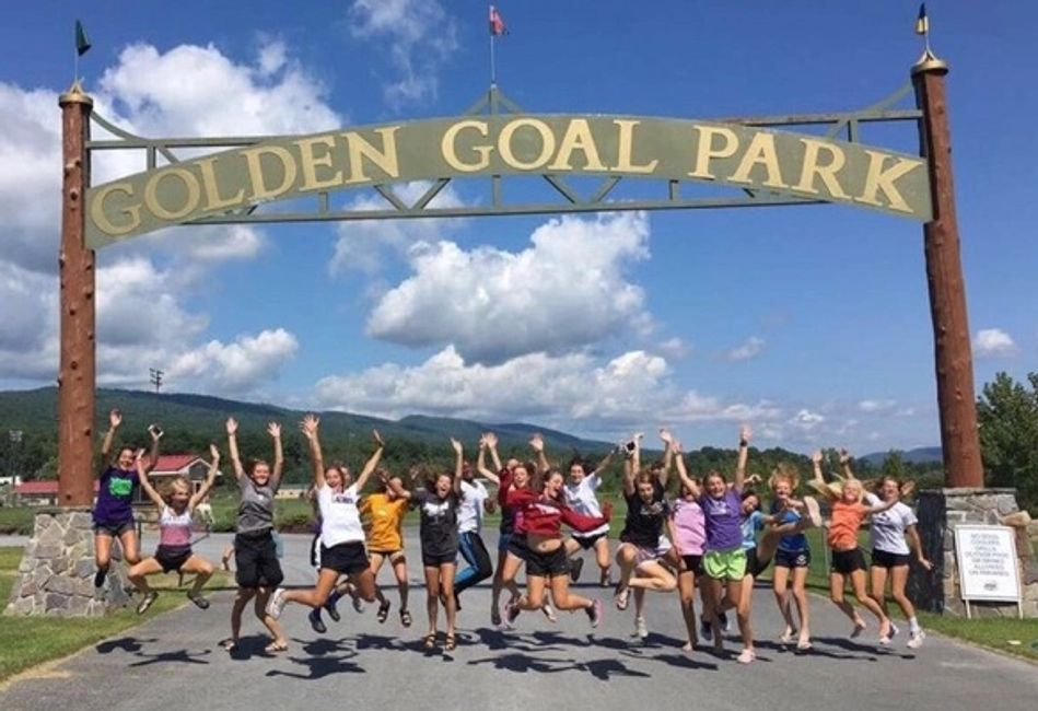 Golden Goal Park opening day Fort Ann ny
