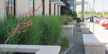 Landscape Architecture Design Streetscape Trail Native Plant Materials Residential Sign Commercial